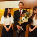 秋田支部創立20周年記念祝賀会