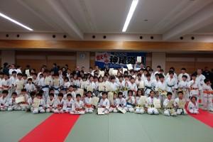 第31回神尾道場交流試合 型