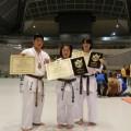 2013国際親善空手道選手権大会及び第5回世界ウエイト制大会結果