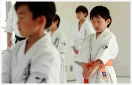 子供の頃から武道教育