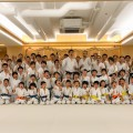第6回全世界ウェイト制大会 日本代表選手 壮行稽古会 鎌田翔平選手