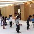 代官山道場にてキッズ向け極真空手体験会を開催しました