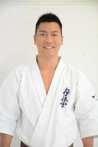 道場責任者 澤村勇太 弐段