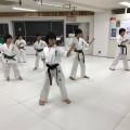 少年上級クラス/自主トレーニング