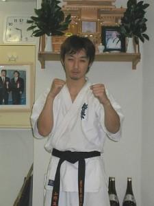 指導員 小野 亘 弐段
