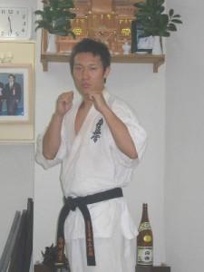 指導員 谷崎 道男 初段