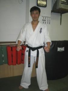 指導員 横山 勝司 初段