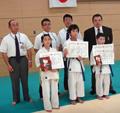 2016秋季北海道空手道選手権大会