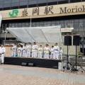 第24回盛岡駅まつり にて演武会