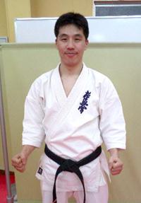 林 秉天 (リン ビョンチョン)  弐段