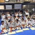 三軒茶屋道場にて夏休み少年短期講習会(前期・後期)を開催しました。(前期2017/07/31~0804 後期2017/08/21~0825)