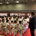 第8回城西世田谷東支部内型交流試合を開催しました。(2017/12/17 府中市総合体育館柔道場 )