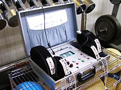 加圧トレーニング用の器具