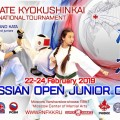 Russian Open Junior Cup 2019