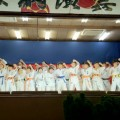苅宿神社夏祭り演武
