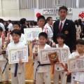 2017年香川県空手道選手権大会高知支部結果