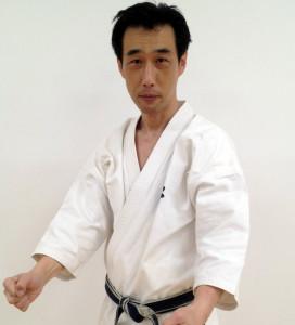 師範代 松本 浩一 弐段
