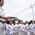 2018年白根大凧祭りにて演武会を行いました。