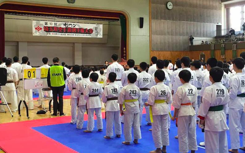 埼玉県大会 開会式
