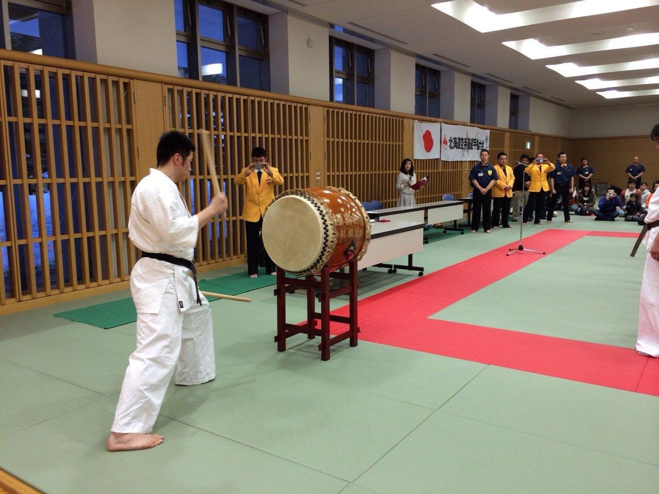 北海道大会 村岡太鼓 の写真 002