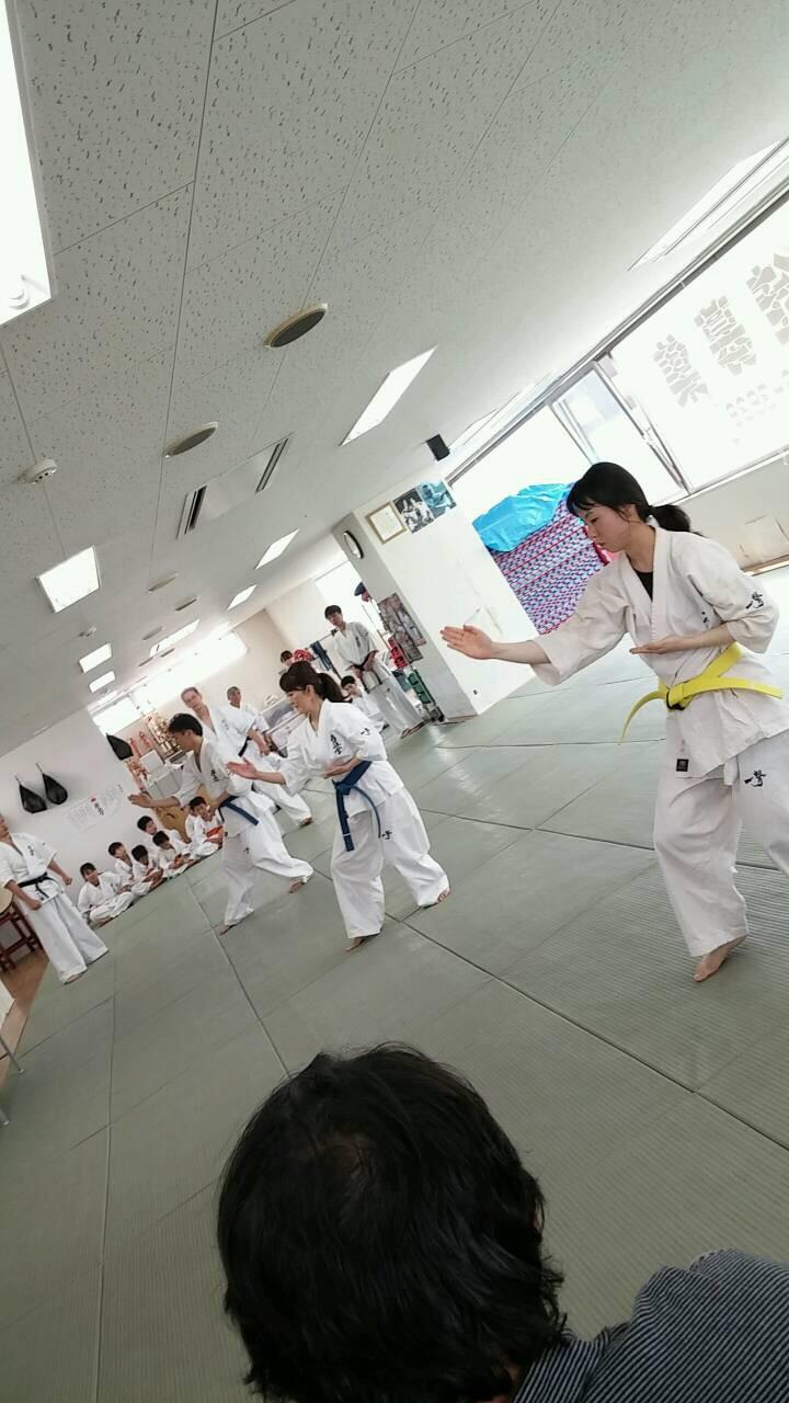 夏季昇級審査会手刀廻し受け  009