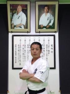 支部長 塚原 典寿 【Norihisa Tsukahara】