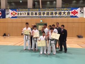 2017年 東日本大会①(