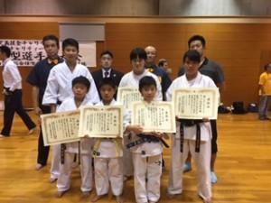 2017 千葉県空手道型選手権大会(H29.9.10)