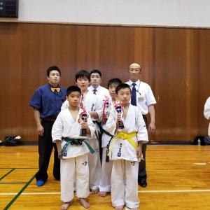 2018年 千葉県少年大会(H30.5.13)