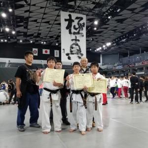 2019年 ワールドエリート空手道選手権大会①(R1.11.22)