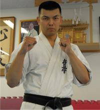 師範代 Hodoyama Hiroyuki
