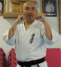 師範代 Narita Kazumasa