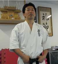 指導員 Sakata Hisashi