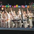 横須賀道場 カウントダウンイベントにて演武を披露しました!